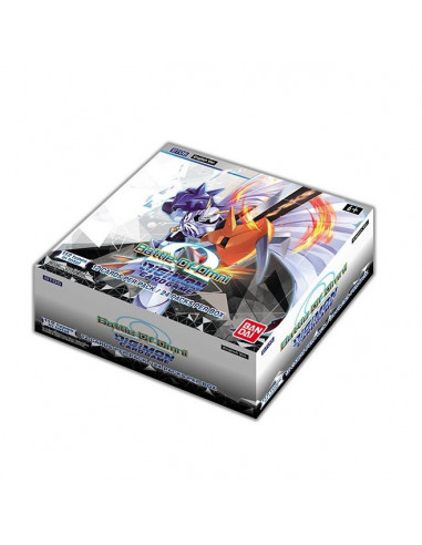 es::Digimon Battle of Omni Booster Display 1 caja-0