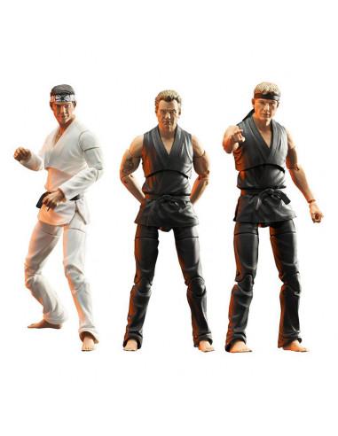 es::Cobra Kai Select Pack 3 Figuras Serie 1