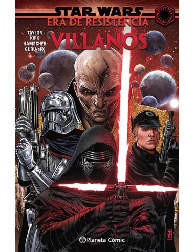 es::Star Wars Era de la Resistencia: Villanos