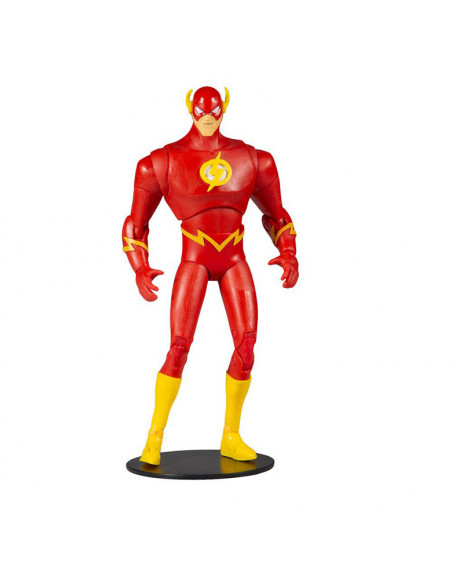 es::DC Multiverse Figura The Flash Superman: The Animated Series 18 cm