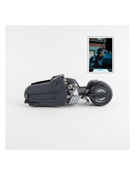 es::DC Multiverse Vehículo White Knight Batcycle
