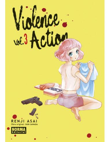 es::Violence Action 03