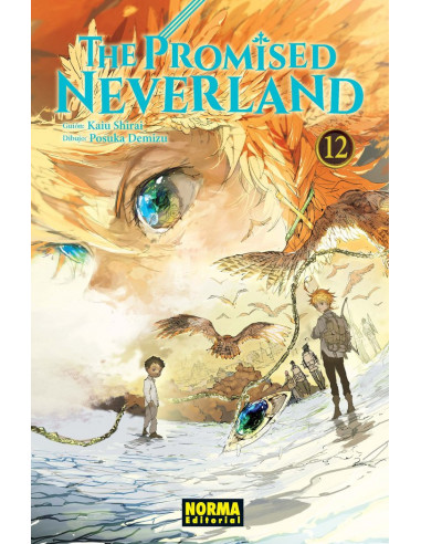 es::The Promised Neverland 12