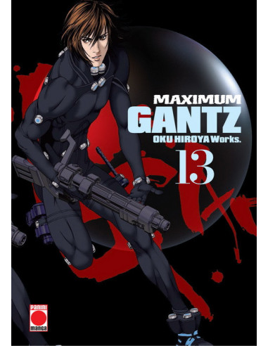 es::Maximum Gantz 13