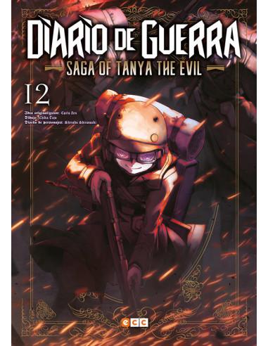 es::Diario de guerra - Saga of Tanya the evil 12
