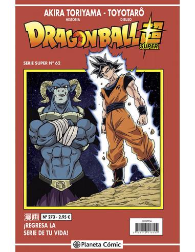 es::Dragon Ball Serie Roja 273 Dragon Ball Super nº 62