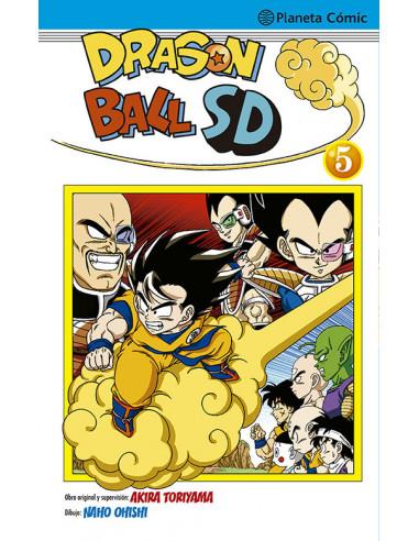 es::Dragon Ball SD 05