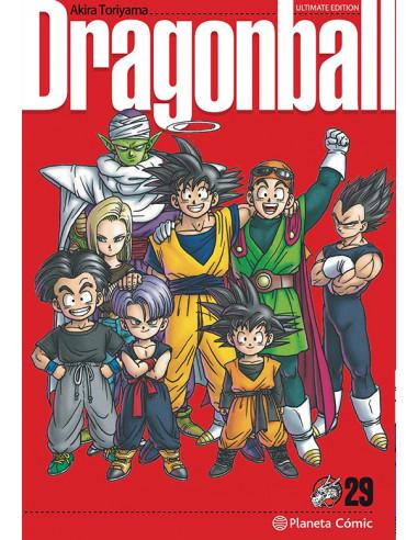 es::Dragon Ball 29/34 Nueva edición