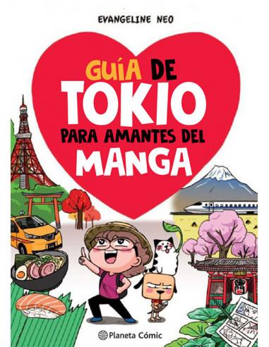 es::Guía de Tokio para amantes del manga