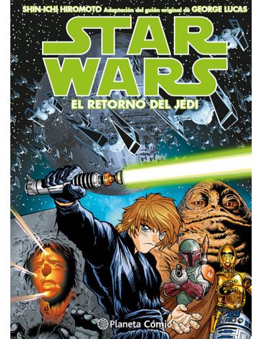 es::Star Wars manga: Ep VI El Retorno del Jedi