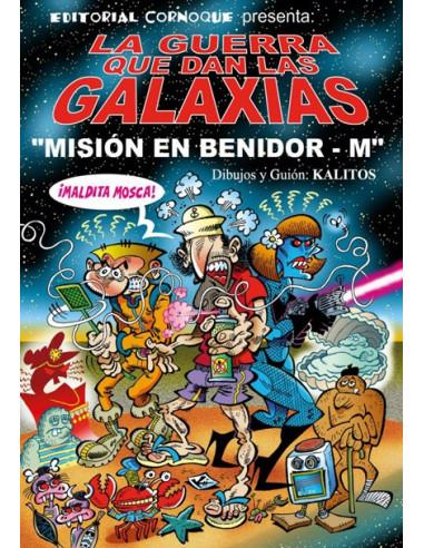 es::La Guerra que dan las Galaxias 01: Misión en Benidor-M