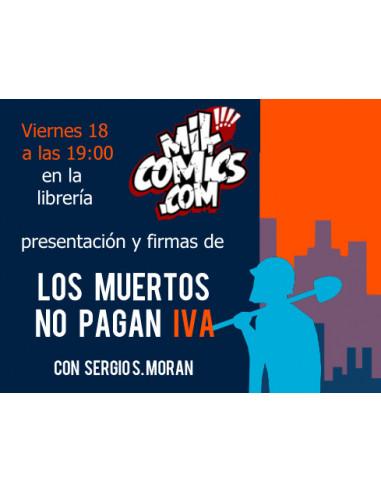 es::Los muertos no pagan IVA Firmado por Sergio S. Morán