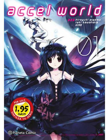 es::Accel World 01 - Promo Manga Manía