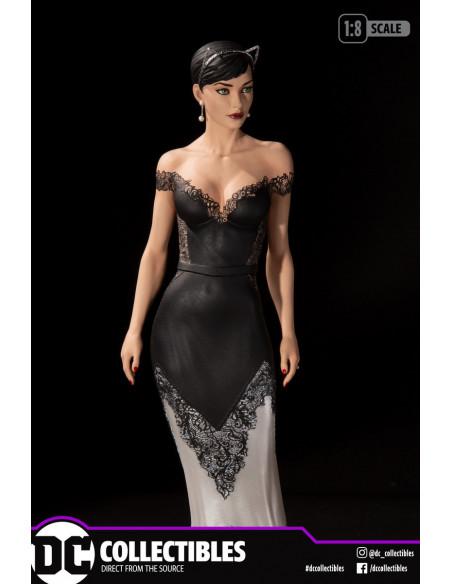 es::DC Cover Girls Estatua Catwoman Wedding Dress by Joëlle Jones 26 cm