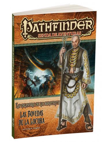 es::Pathfinder La Calavera de la Serpiente 4. Las bóvedas de la locura