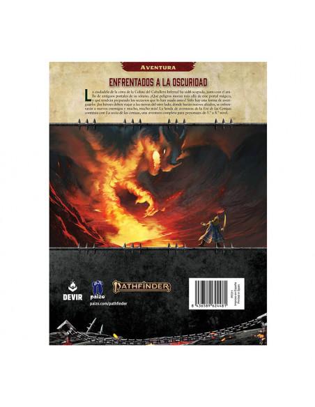 es::Pathfinder 2ª ed.: La era de las cenizas 02 - La secta de las cenizas