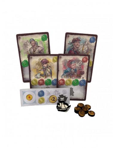 es::Darwin's Journey Pirates Mini-Expansion en Inglés
