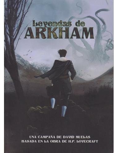 es::Leyendas de Arkham