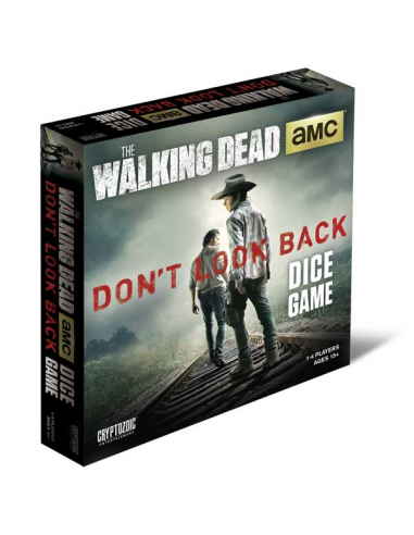 """es::The Walking Dead """"Don't Look Back"""" Dice Game-0"""