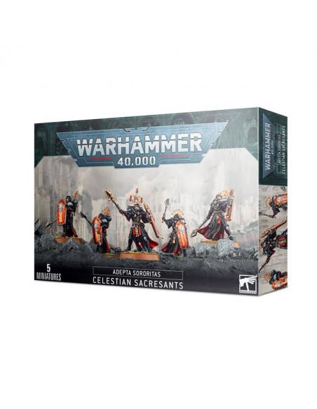 es::Celestes Sacrosantas - Warhammer 40,000-0
