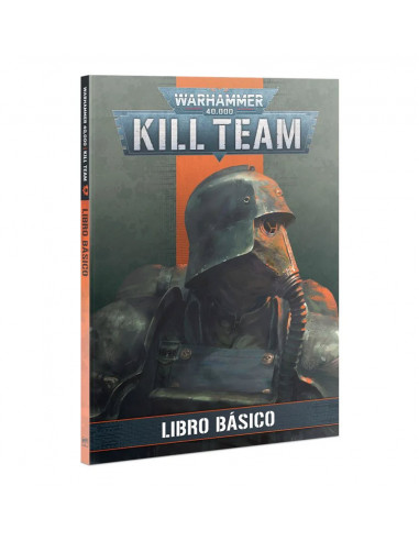 es::Warhammer 40,000: Libro básico de Kill Team