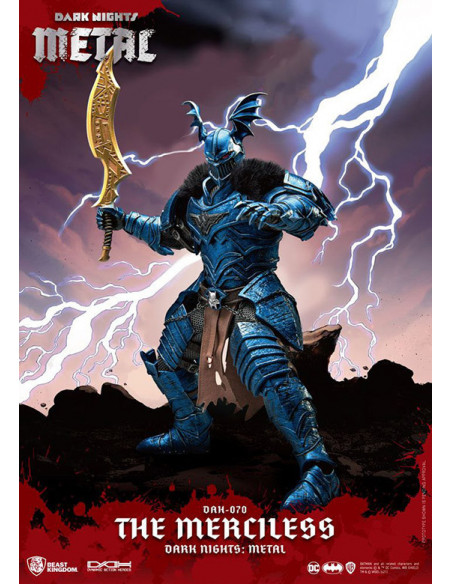 es::DC Comics Figura Dynamic 8ction Heroes 1/9 The Merciless 20 cm