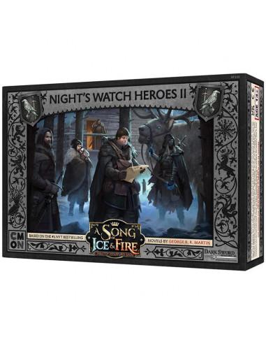 es::Canción de hielo y fuego. El juego de miniaturas - Héroes de la Guardia de la Noche II-0