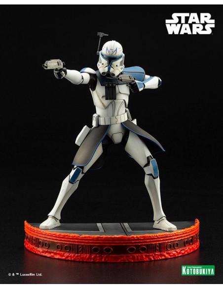 es::Star Wars The Clone Wars Estatua ARTFX 1/7 Captain Rex 28 cm