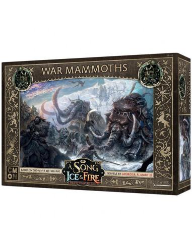 es::Canción de hielo y fuego JDM: Mamuts de guerra-0