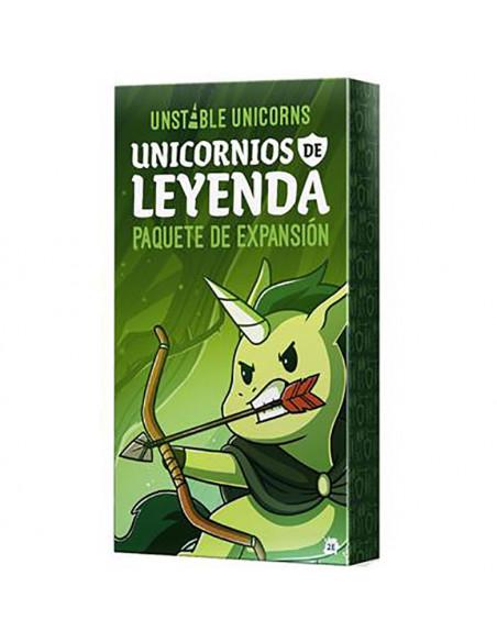 es::Unstable Unicorns Unicornios de Leyenda - Paquete de expasión -0