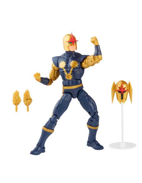 es::Marvel Legends Series Figura The Man Called Nova 15 cm