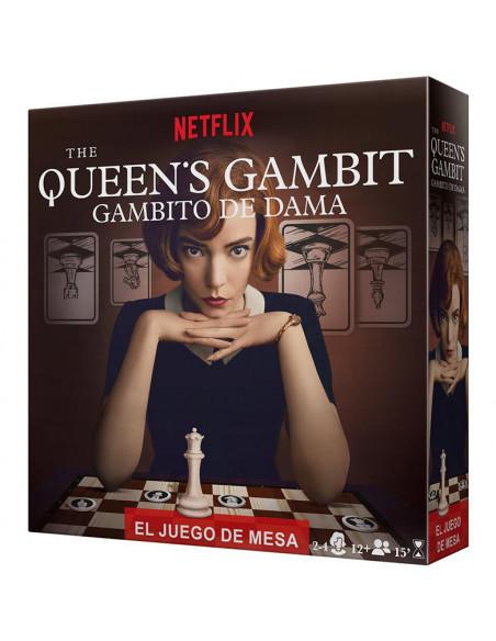 es::Gambito de Dama el juego de tablero -0