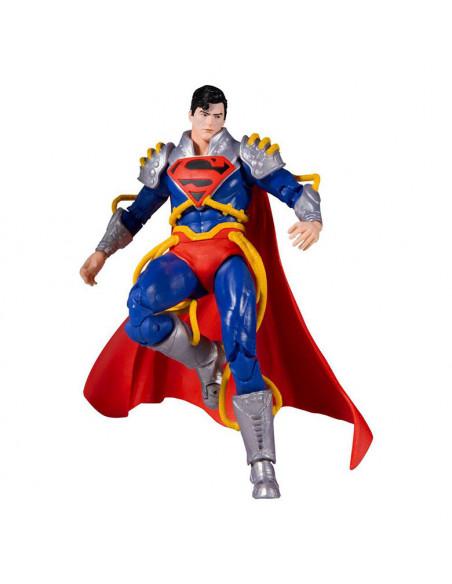 es::DC Multiverse Figura Superboy Prime Infinite Crisis 18 cm-1