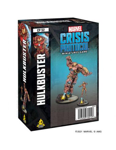 es::Marvel Crisis Protocol: Hulkbuster Inglés-0