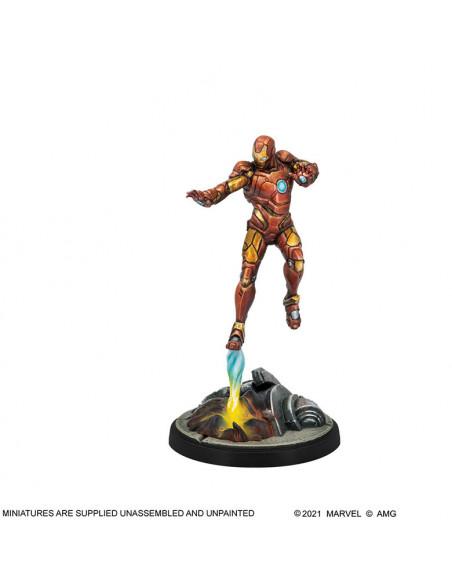 es::Marvel Crisis Protocol: Hulkbuster Inglés-2