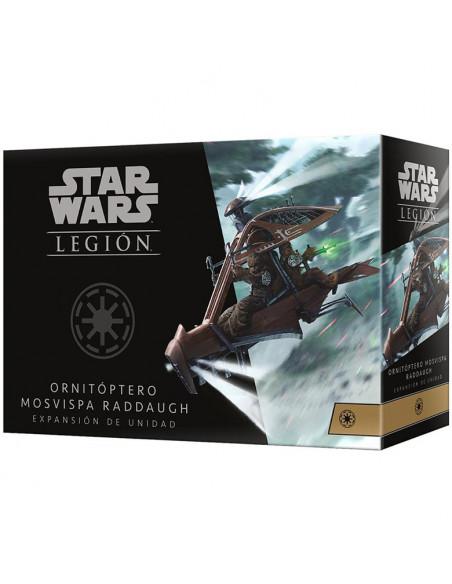 es::Star Wars Legión: Ornitóptero Mosvispa Raddaugh