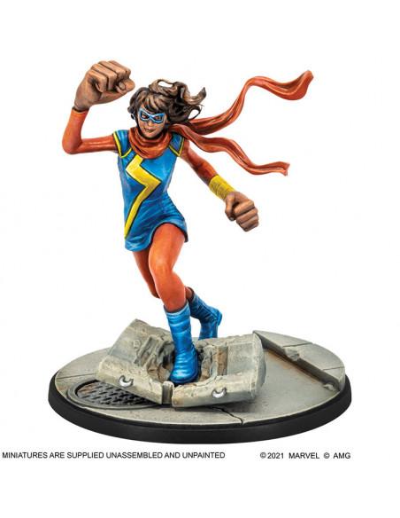 es::Marvel Crisis Protocol: Ms. Marvel EN Inglés-1