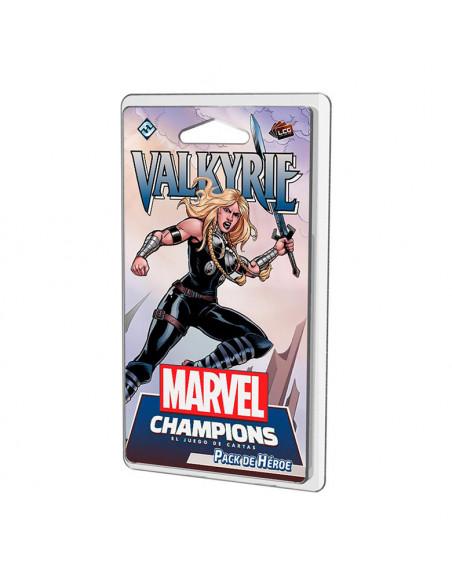 es::Marvel Champions: Valkyrie
