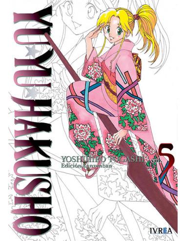 es::Yu Yu Hakusho Edición Kanzenban 05