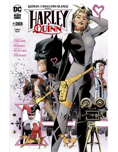 es::Batman: Caballero Blanco presenta - Harley Quinn 06 de 6