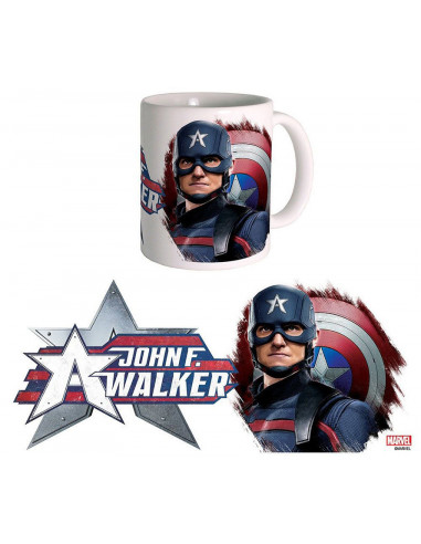 es::Marvel Taza The Falcon & the Winter Soldier Walker-0