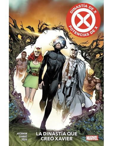 es::Dinastía de X / Potencias de X 01: La dinastía que creó Xavier Marvel Premiere