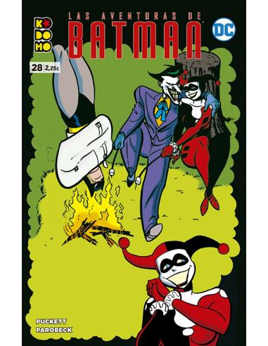 es::Las aventuras de Batman 28-0