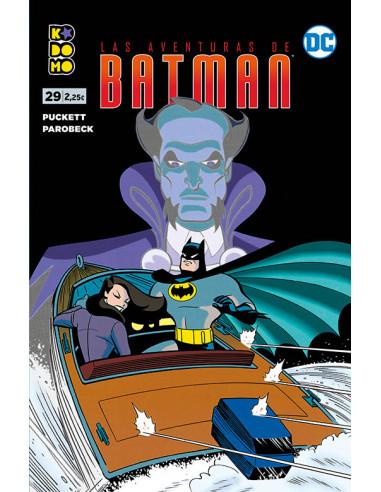 es::Las aventuras de Batman 29