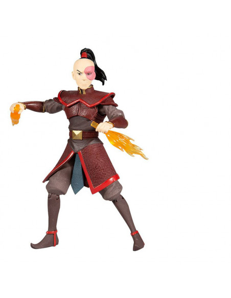 es::Avatar: la leyenda de Aang Figura Water: Prince Zuko 13 cm-0