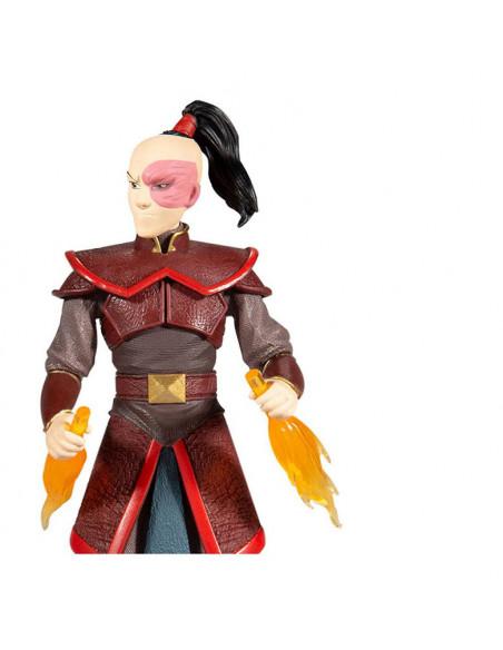 es::Avatar: la leyenda de Aang Figura Water: Prince Zuko 13 cm-1