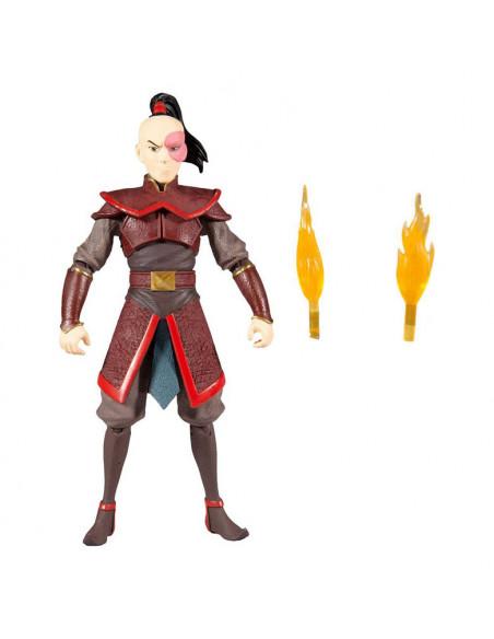 es::Avatar: la leyenda de Aang Figura Water: Prince Zuko 13 cm-2