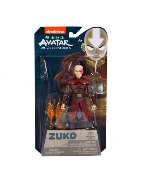 es::Avatar: la leyenda de Aang Figura Water: Prince Zuko 13 cm-3