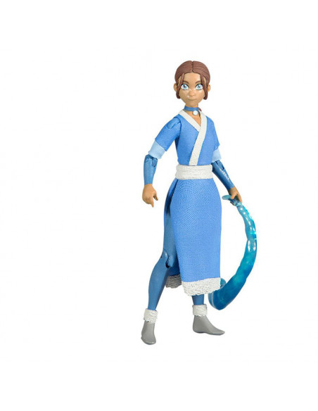 es::Avatar: la leyenda de Aang Figura Water: Katara 13 cm-0