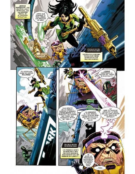 es::M.O.D.O.K.: Rompecabezas Cómic Héroes Marvel